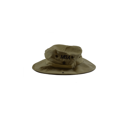 MADE BY ADE EMBROIDERED FISHERMAN HAT (BEIGE)