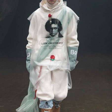 UNDERCOVER AUTUMN/WINTER 2019 SHOW REVIEW