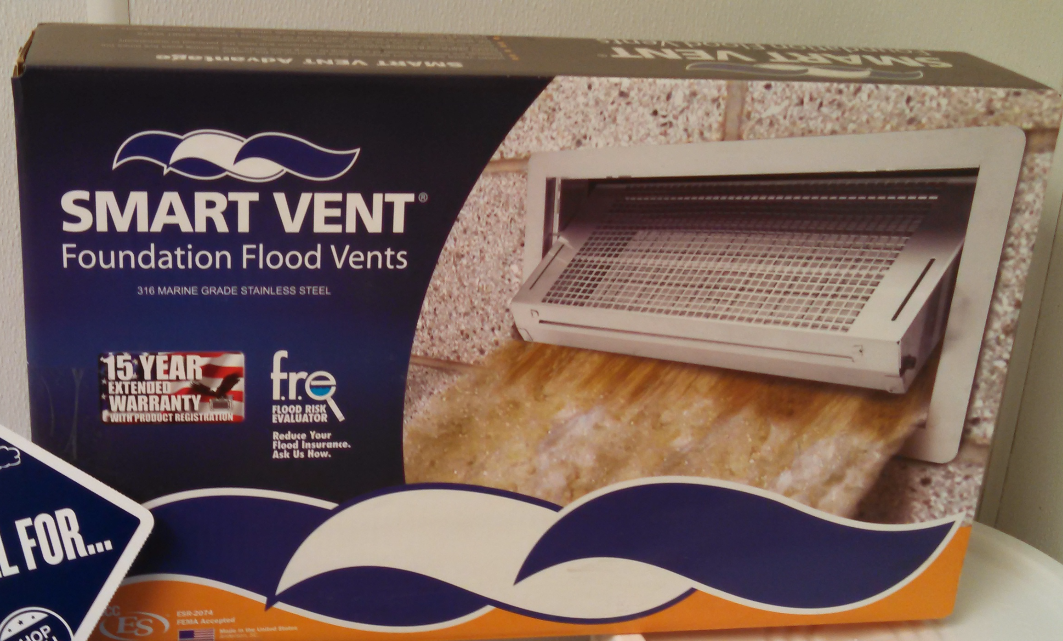 Smart Vent Foundation Vents