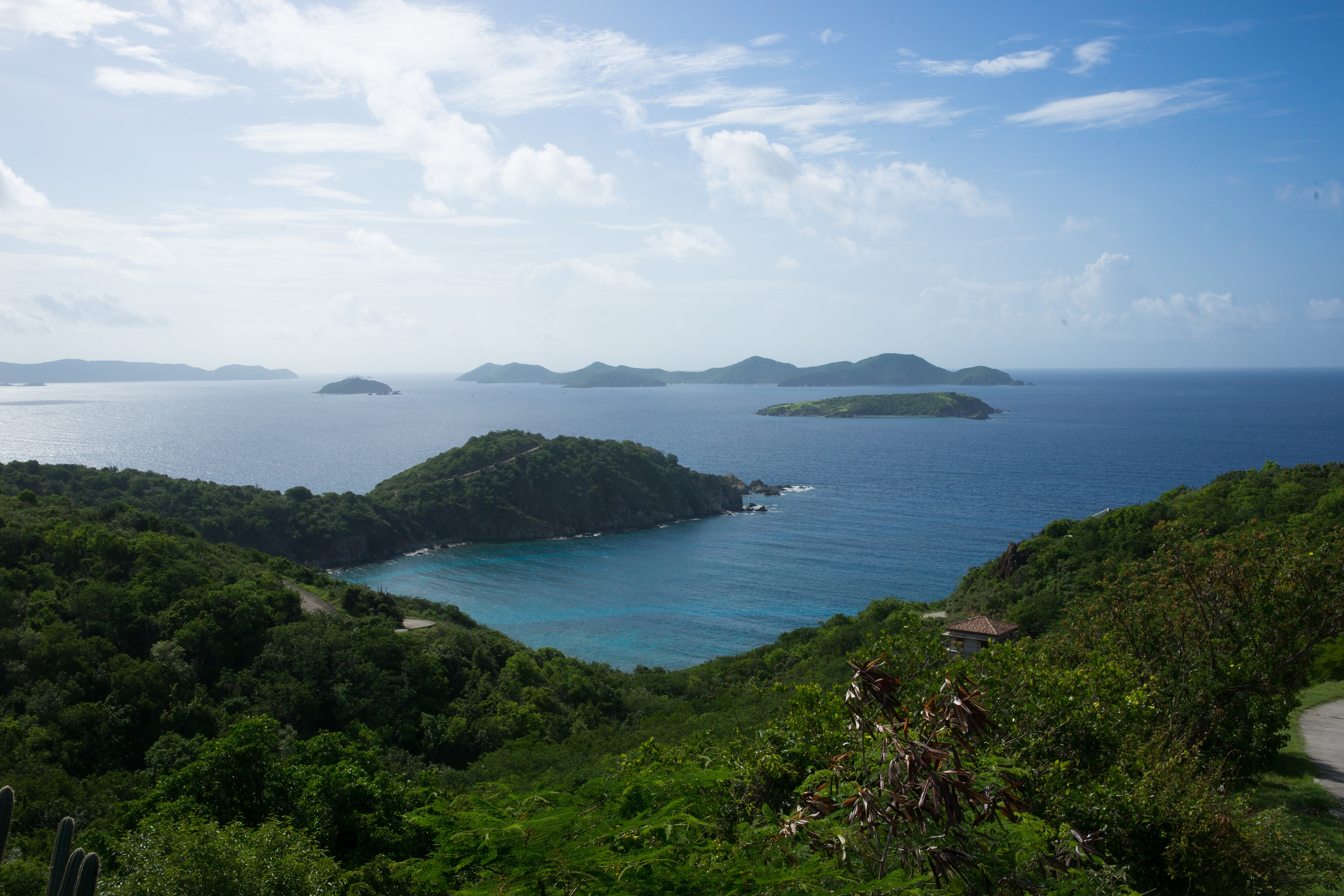 Views of the Island - Reef Bay Trail