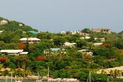 Closeup of Great Cruz Bay Estates