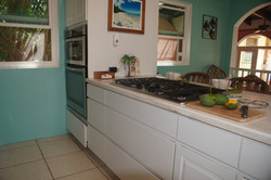 Gas stove and Convection oven