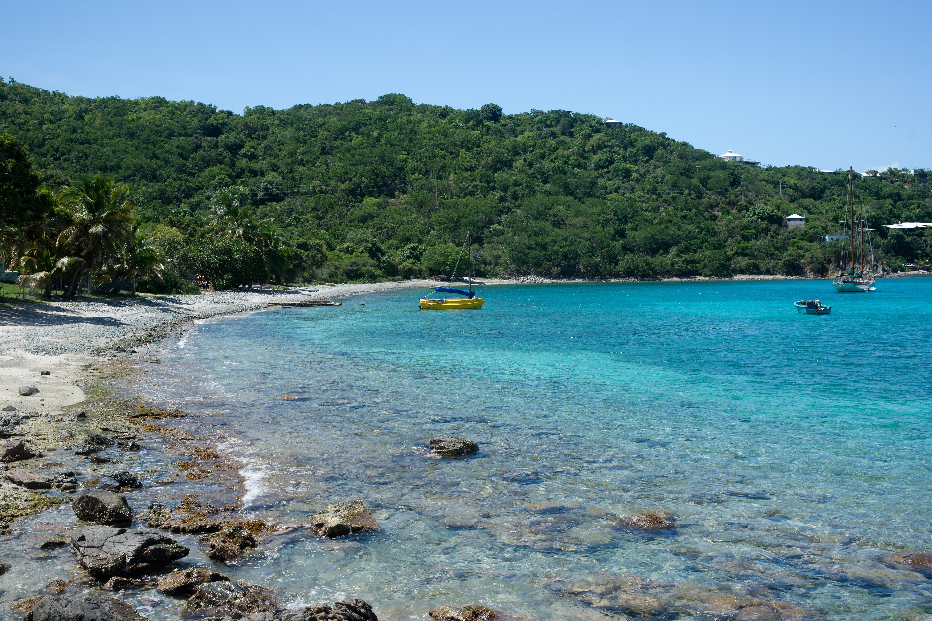 Views of the Island - Hansen Bay