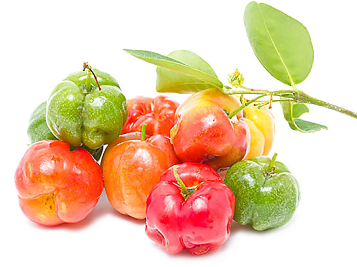 Acerola (fruit)