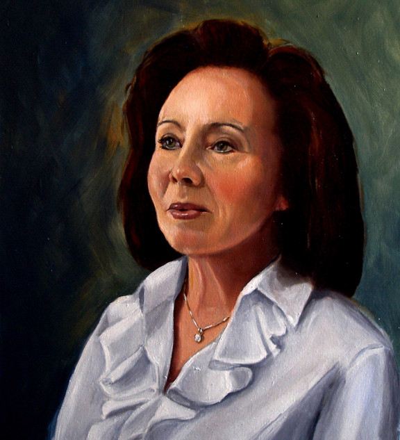 Portrait of S. Diaz