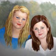 Maisy and Chloe