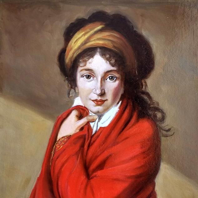 Countess Golovina-Master Copy