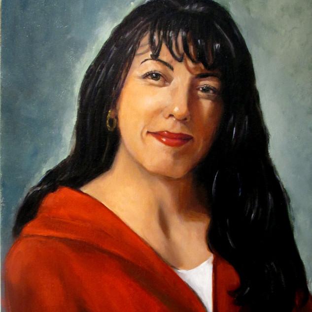 Portrait of Ann S