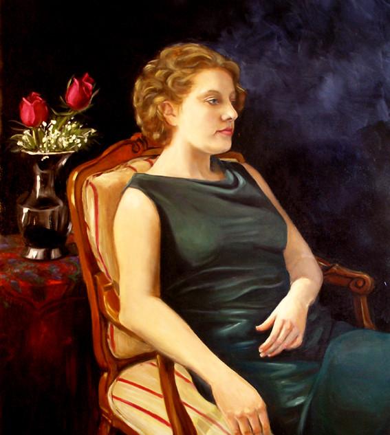 Portrait of Laura Diane