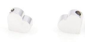Rhodium-plated-heart-bead