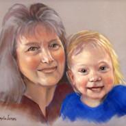 Nanna with Grandson