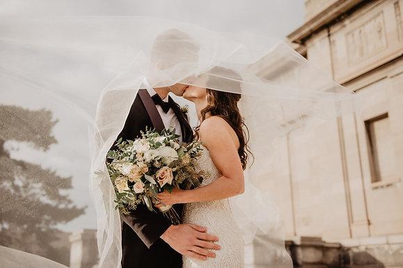 Lavaggio abito da sposa speciale