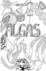 fanzine de ciencia de algas y botánica marina