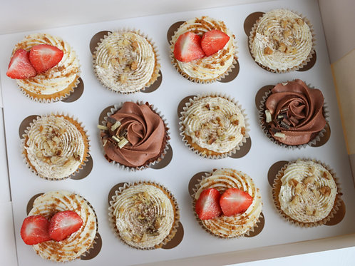 Mixed Cupcakes (12)