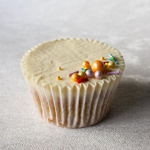Coconut-Vanilla Cupcakes