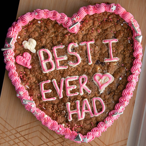 Giant Message Cookie