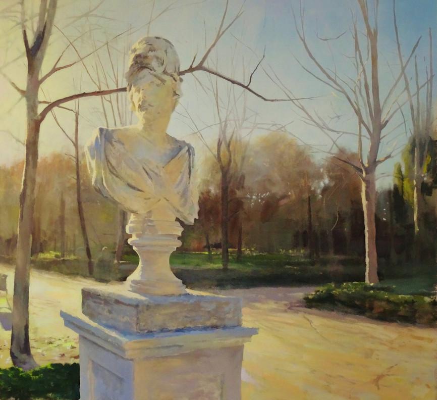 Capricho, 2015, acrílico sobre lienzo, 180 x 195 cm