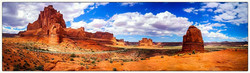 Arches NP Cell Phone Pano
