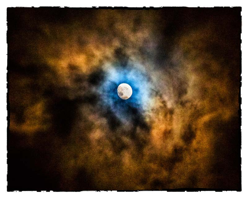 Gritty Moon
