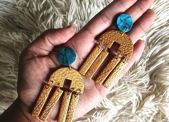 Millentu Dangle Earrings