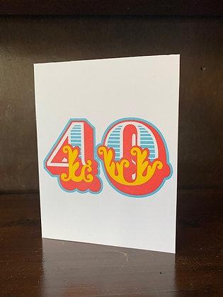Circus 40