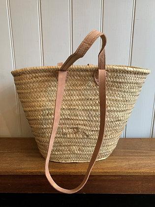 Long Handle Basket