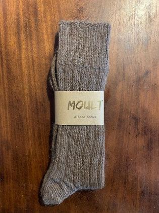 Mink Bed Socks