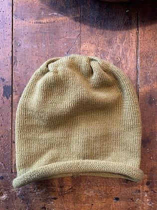 Mustard Wool Hat