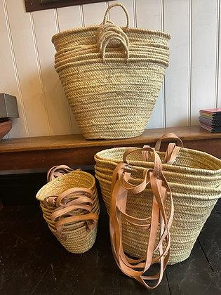 Rope Handle Basket