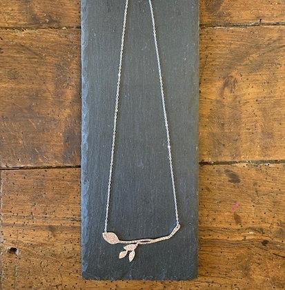 Silver Meadow Necklace