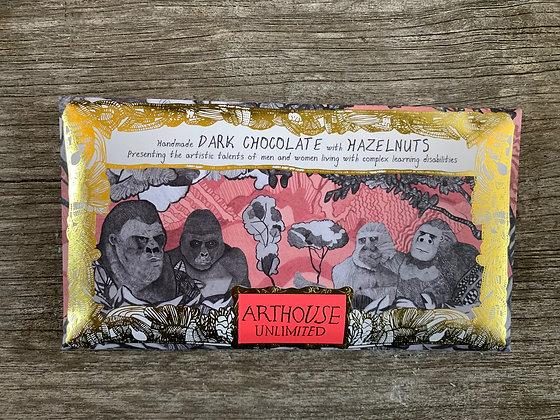 Dark Chocolate and Hazelnuts