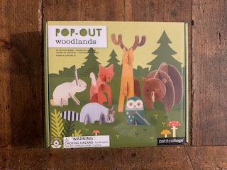Pop Out Woodland