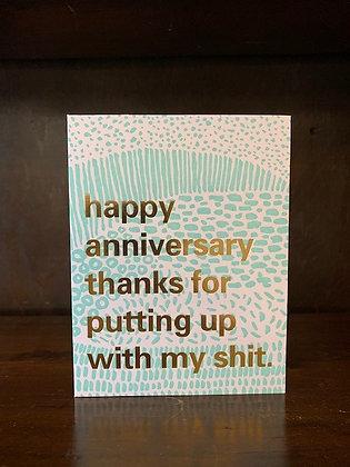Thanks Anniversary