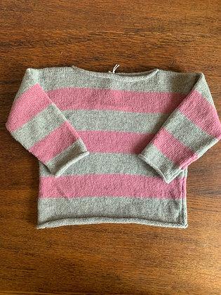 Wool Stripe Jumper