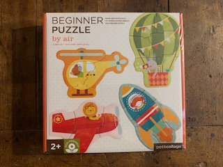 Beginner Puzzle By Air