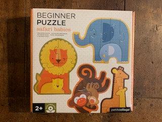 Beginner Puzzle Animals