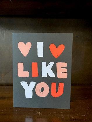 I Like You