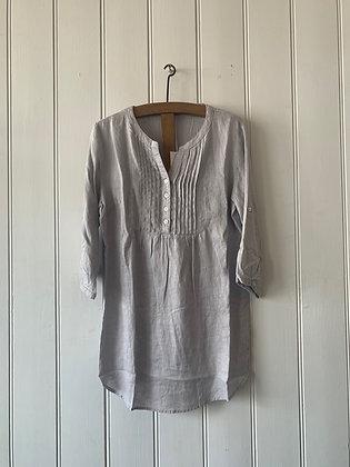 Linen 3/4 Shirt