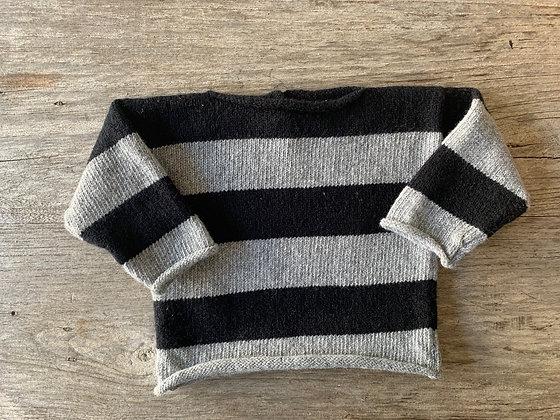 Stripe Wool Jumper