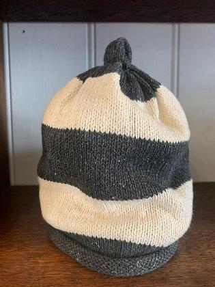 Cotton Stripe hat