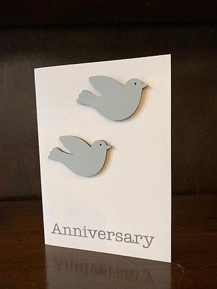 Anniversary Doves