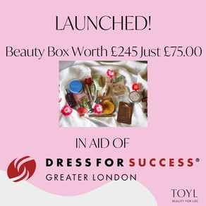 TOYL & Dress for Success Greater London