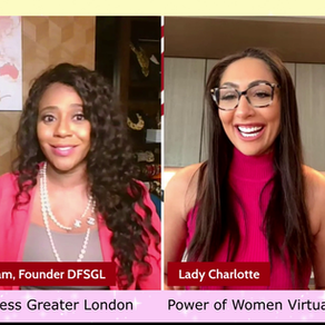 Power of Women Virtual Series Continues