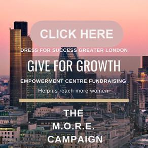 Empowerment Centre: The M.O.R.E Fundraising Campaign