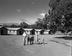 A family reunited Bathurst 1951