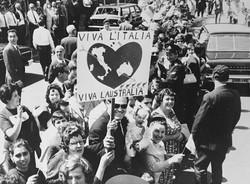 Italian migration post WW2