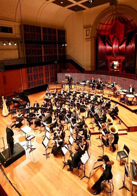 More than marches and medleys: discover the wind symphony