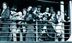 New arrivals to Australia 1948