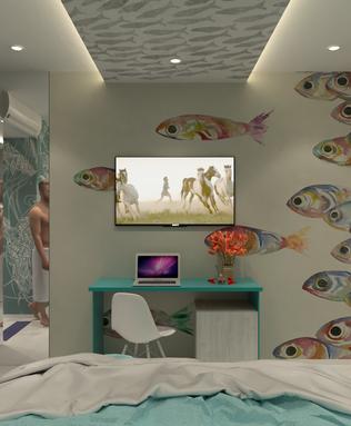 Camera Oceano