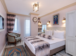 Deluxe Double Room with a Queen Size Bed